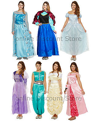 Cute Adult Costumes (New Adult Princess Fancy Dress Cute Sweet Costume Ladies Women Female Book)