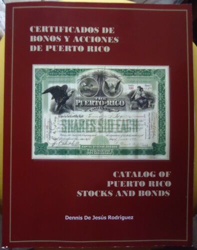 CATALOG OF PUERTO RICO STOCKS AND BONDS NEW EDITION