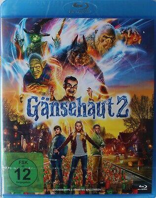 Blu-ray - Gänsehaut 2 - Neu