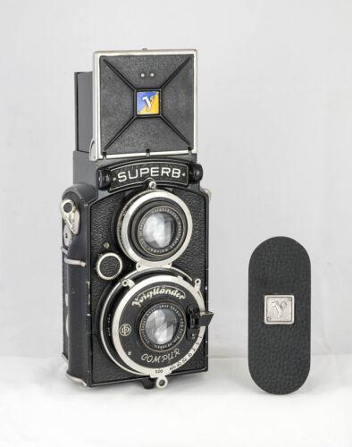 Voigtlander Superb lens cap