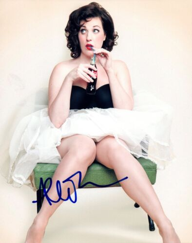 Allison Tolman Signed Autographed 8x10 Photo Fargo Pineup Model Pose COA AB
