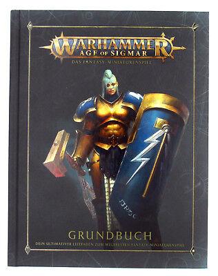 Grundbuch (Deutsch)   Regelbuch Warhammer Age of Sigmar   Soul Wars