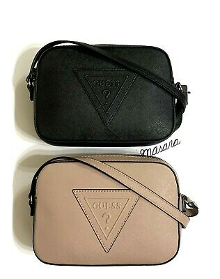 Guess Robinson Big Logo Crossbody Bag