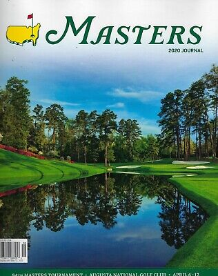 The Masters Journal 2020 ( The Official Program of the Masters Tournament