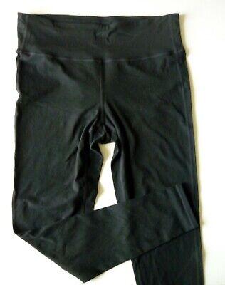 ATHLETA ATHLETIC LEGGING Yoga PANTS, Black, Women's Large L