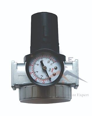 12 Air Pressure Regulator For Compressed Air Compressor W Gauge