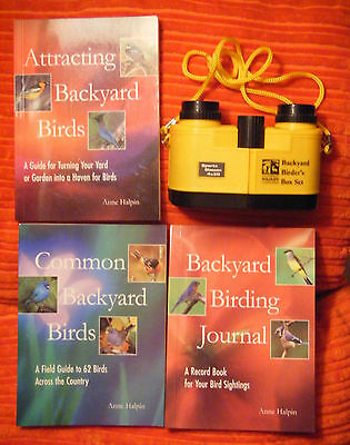 Бинокли и монокуляры Backyard Birders Binoculars
