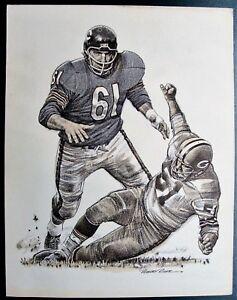 1963 BILL GEORGE NFL