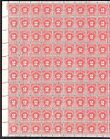 Used US Stamp Sheets