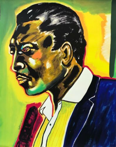 "Frederick Brown ""john Coltrane"" 