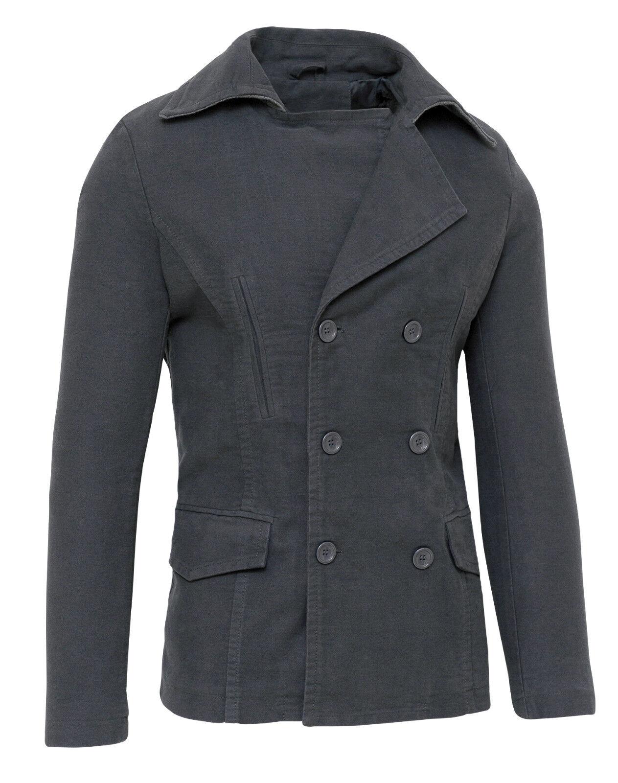 Cappotti da uomo di colore grigio SalvaDanari