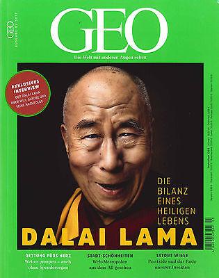 GEO Magazin, Heft 3 | März 2017: Dalai Lama  +++ wie neu +++