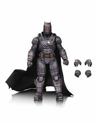 """DC Films Batman V Superman Figure 1 7"""" Armored Batman MOC MI"""