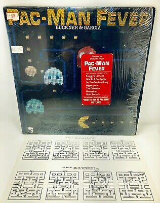Pac-Man Fever 1982 Vinyl LP Record Album Donkey Kong Beserk Hype EXCELLENT