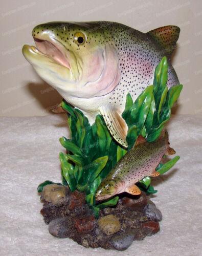 Unique Large, Trout Sculpture (Wildlife by Westland, 5687) 2002