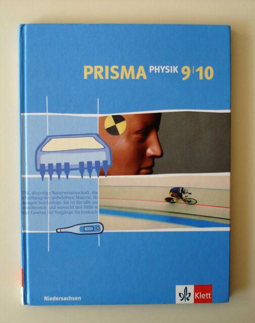 Prisma Physik. Schülerbuch. 9./10. Klasse. Niedersachsen von Joachim Boldt, Hein