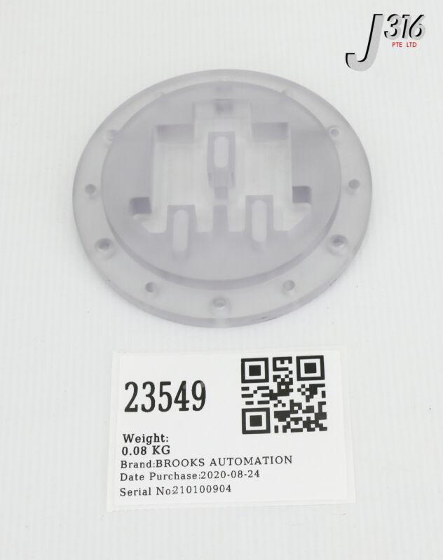 23549 Brooks Cassette Present Snsr Hsg (polycarbonate Cover) (new) 002-1686-01