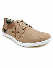 Inure Tan Casual Shoes For Men Art No7502