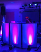 Dj Services Lights/Sounds and Photobooth Package