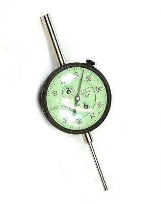 Mahr Federal 2011272 2 Range 0-100 Dial 0.001 Inch Grad Dial Drop Indicator