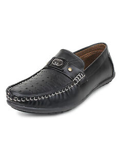 Inure-Black-Casual-Loafers-For-Men-Art-No030