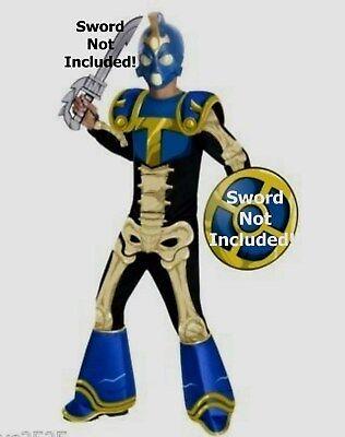 Skylander CHOP CHOP Costume Size 4-6 Small New Child Halloween costume