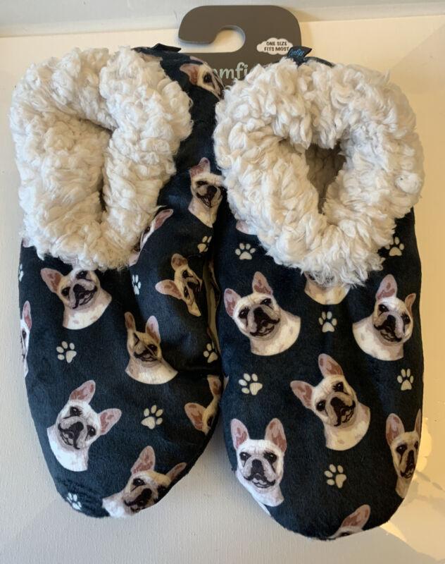 French Bulldog Unisex Slippers