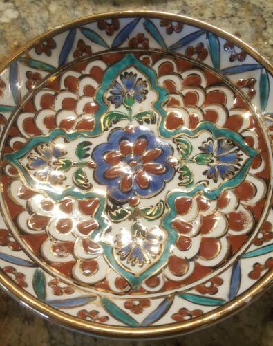 Icaros Pottery, Rhodes Greece, Bowl. Rare