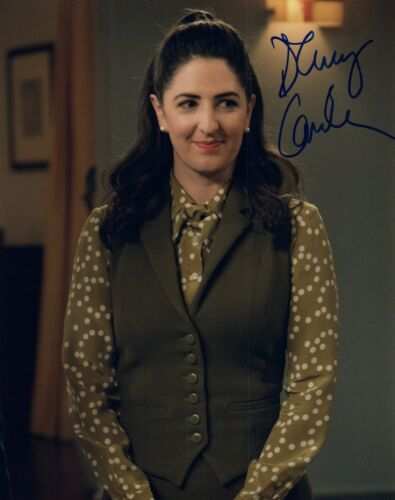 D'Arcy Carden Signed Autographed 8x10 Photo THE GOOD PLACE Actress COA