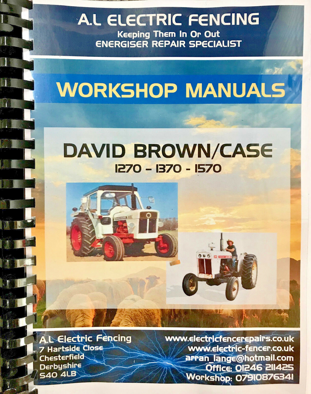 Massey 168 Workshop Manual Reprint 1856000m1 Massey Ferguson Tractor Manuals & Publications