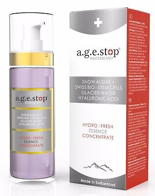 Age Stop Moisturizer Anti Aging Ageing Anti Wrinkles Face Cream Moisturiser
