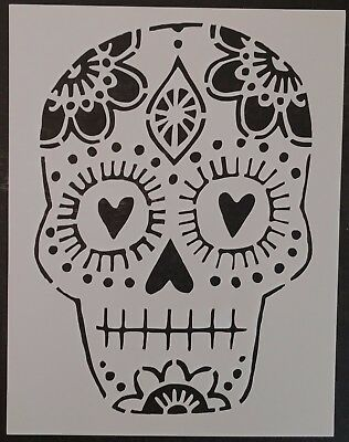 Male Sugar Skull (Day of the Dead Male Sugar Skull 8.5
