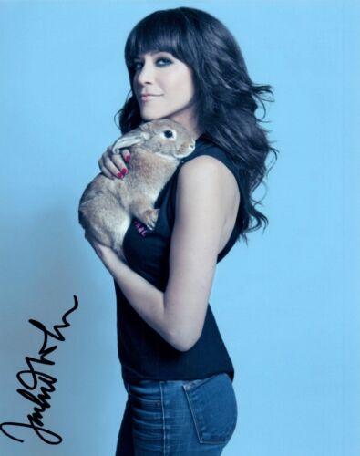Jackie Tohn Signed Autographed 8x10 Photo GLOW Actress COA