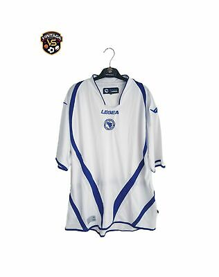 Official Bosnia and Herzegovina Football Away Shirt 2011 (XL) Legea Jersey image