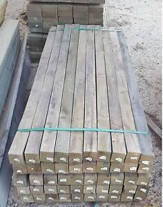 TREATED PINE POSTS CHEAP! 75X75  1.8M Penrose Bowral Area Preview