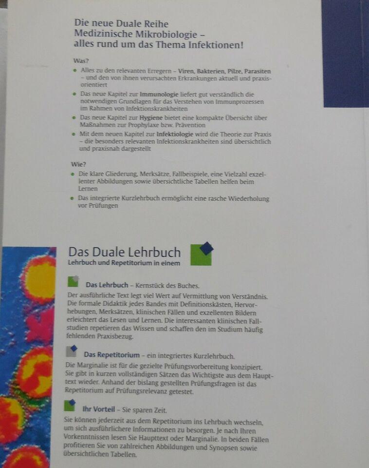 Medizinische Mikrobiologie - Duale Reihe, Thieme in Hüllhorst