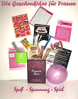 Lustige Geschenkidee für die Frau zum Geburtstag ..18, 30, 40, 50, 60, 70.... ()