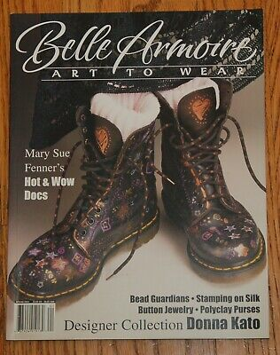 Belle Armoire Magazine - Jewelry, Beading, Art - SPRING 2003 VOLUME 3 ISSUE -