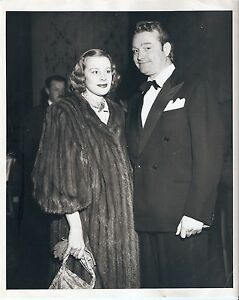 Red Skelton And Georgia Davis Original Photograph Ebay