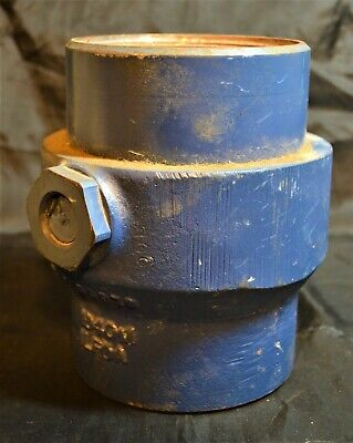 New 4 Chiksan Style 20 Single Swivel Coupling 5000 Psi Threaded Water Oil Gas
