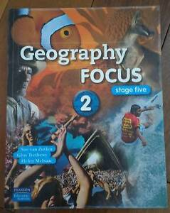 Geography Focus 2 Middle Park Brisbane South West Preview