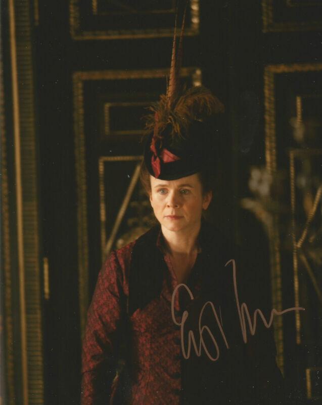 Emily Watson Signed Anna Karenina 10x8 Photo AFTAL