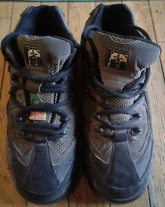 Mens kodiak mid height sa certified hiking saftey shoes size 8