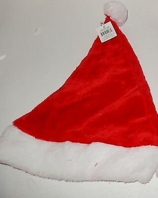 Windy City Novelties, Santa Claus Plush Hat - City Novelties