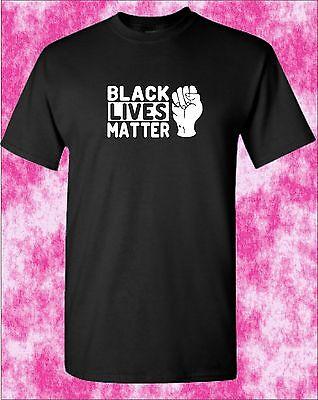 BLACK LIVES MATTER T-Shirt.Protest Anti Racism Justice BLM