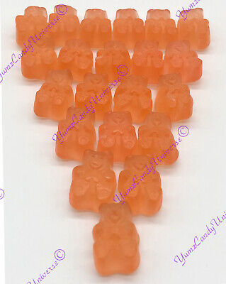 Pink Gummy Bears (Albanese Pink Grapefruit Bears Gummy/Gummi Candy Choose Size! Free)