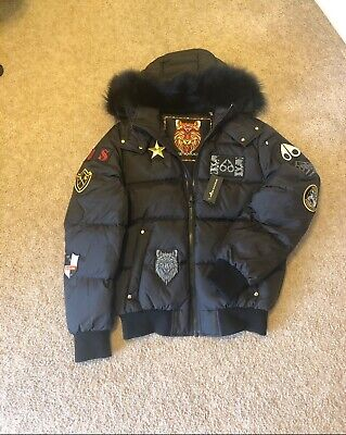 New With Tags Moose Knuckles Colinton Bomber Down Filled Size M