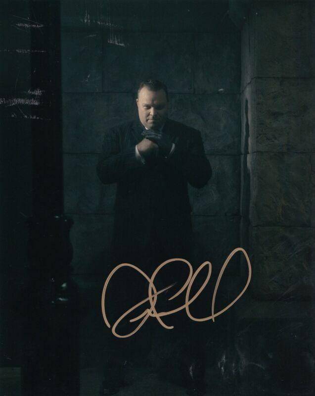 DREW POWELL signed *GOTHAM* BUTCH TV SHOW 8X10 photograph BATMAN W/COA #3