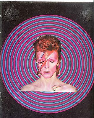 David Bowie Ziggy Stardust Vintage Cardboard Poster Mint in package