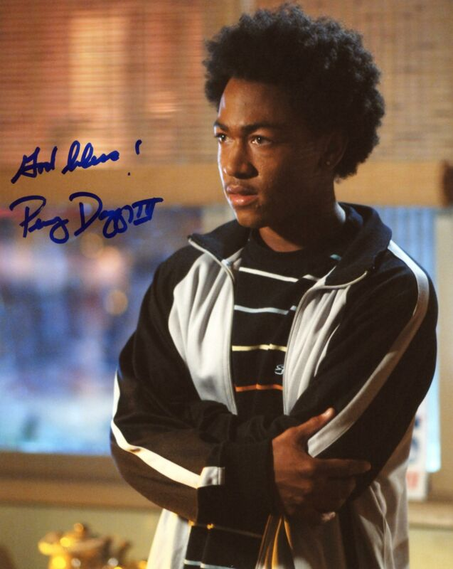 "Percy Daggs III ""Veronica Mars"" AUTOGRAPH Signed 8x10 Photo B"